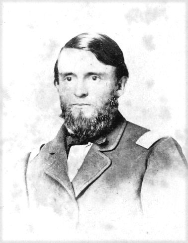 Joshua W. Sill in an undated photograph located at http://www.fortwiki.com/File:JoshuaWSill.jpg#filelinks.