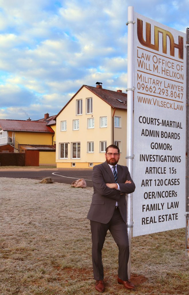 Germany Office Opened by the Law Office of Will M  Helixon